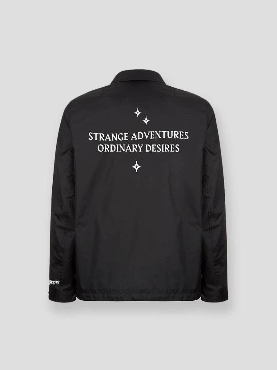 Strange Adventures Coach's Jacket