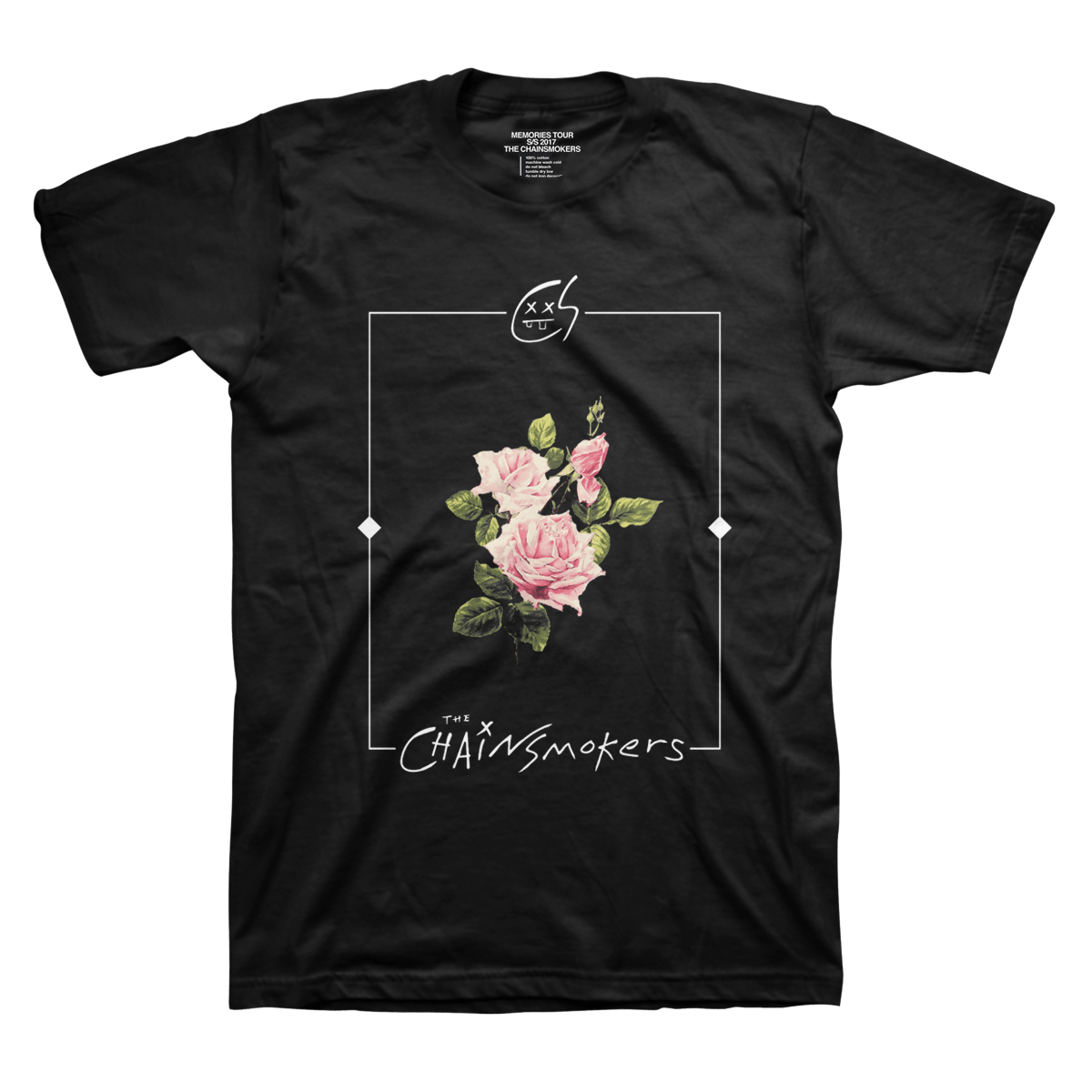 Roses Tee - The Chainsmokers
