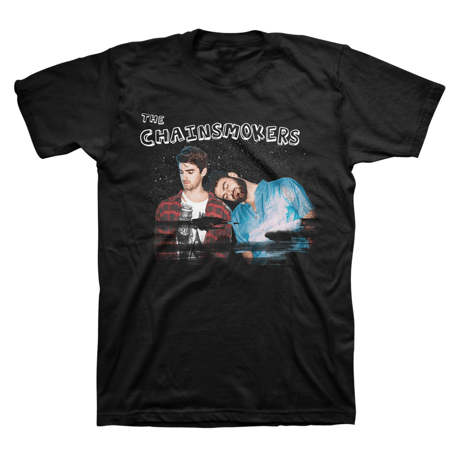 Late Nights Tour Tee - The Chainsmokers