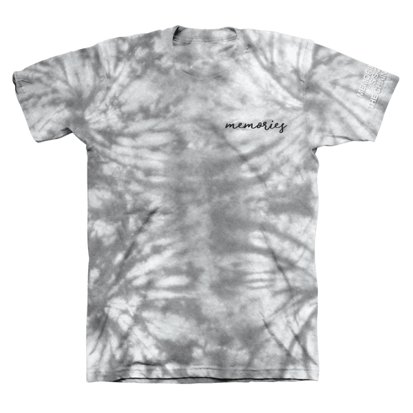 Memories Tie Dye Tee - The Chainsmokers