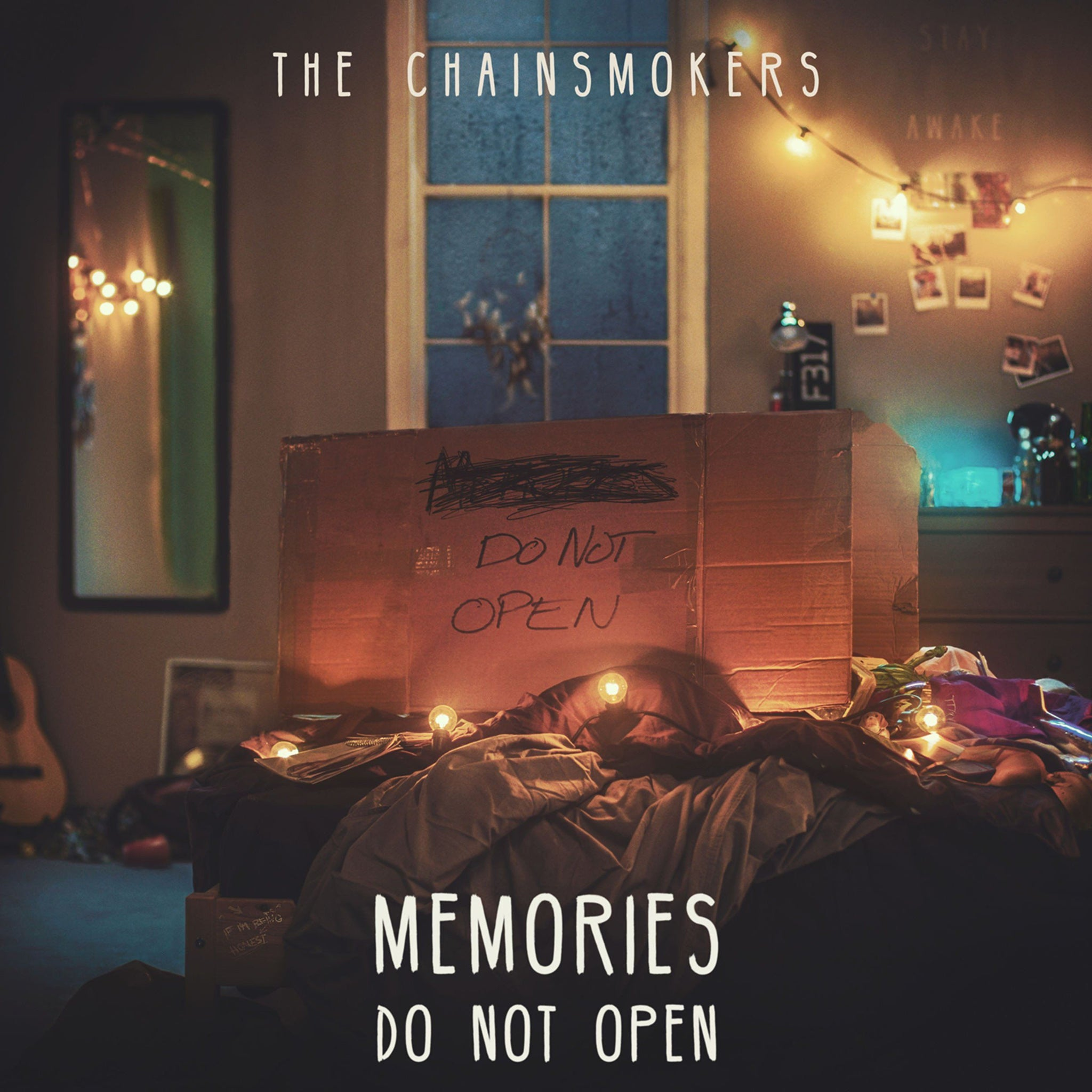 Memories...Do Not Open Vinyl - The Chainsmokers