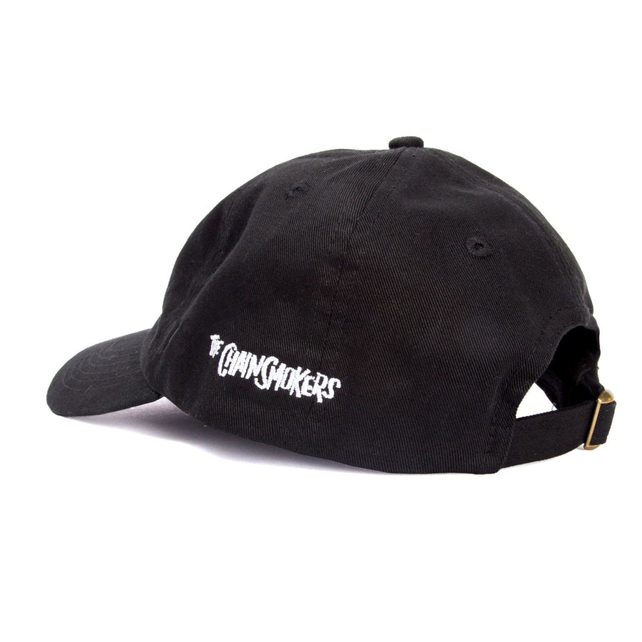 Sick Boy Hat (Black) - The Chainsmokers