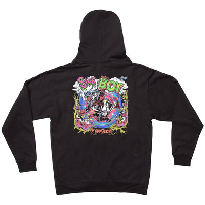 Sick Boy Hoodie (Black) - The Chainsmokers