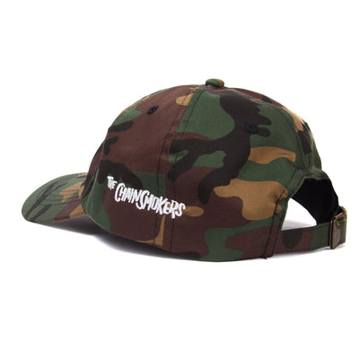 Sick Boy Hat (Camo) - The Chainsmokers