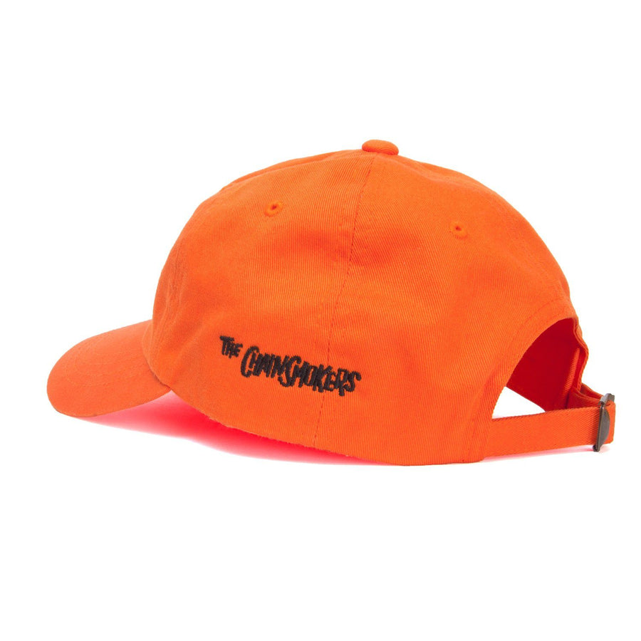 Sick Boy Hat (Orange) - The Chainsmokers