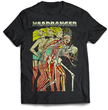 Headbanger Whiplash Graphic Tee