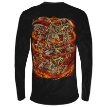 Hell's Death Pit Long Sleeve
