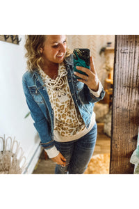 Shalee Denim Jacket