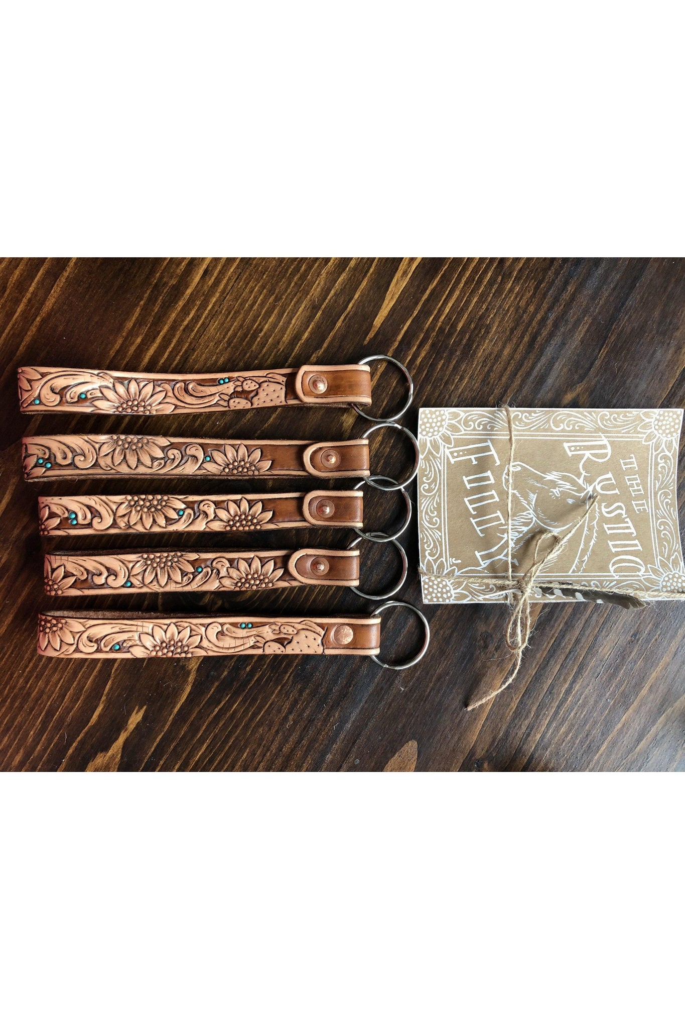 Rustic Filly Wristlet