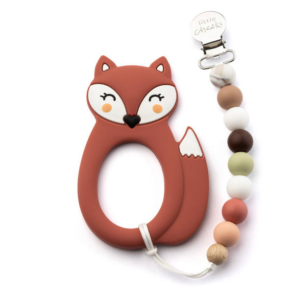 FOX Teething Clips