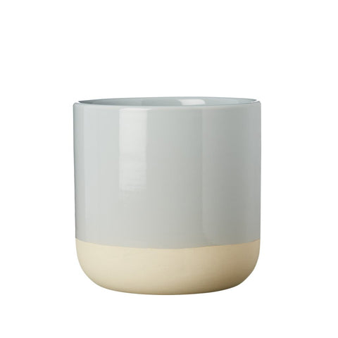 Chester Pot Small - Light Grey