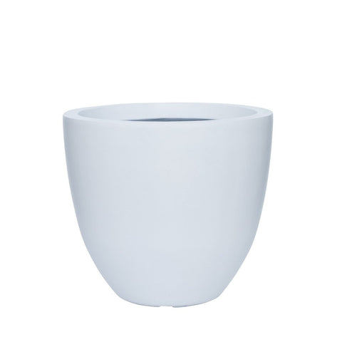 Axel Pot Medium - Matte White
