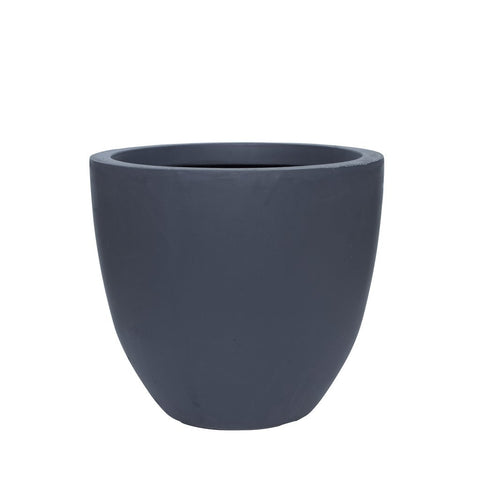 Axel Pot Medium - Matte Charcoal
