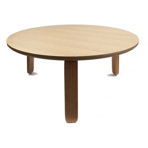 Bon Round Coffee Table - Natural
