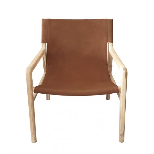 Jasper Sling Chair - Tan