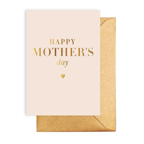 Mothers Day Classic Blush Card