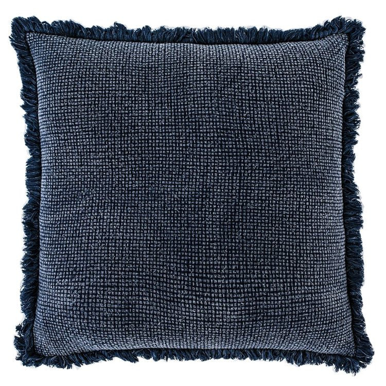 Chelsea Cushion - Navy