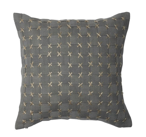 Flette Slate Cushion Medium