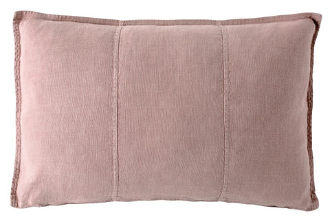 Luca Linen Rectangle Cushion - Musk