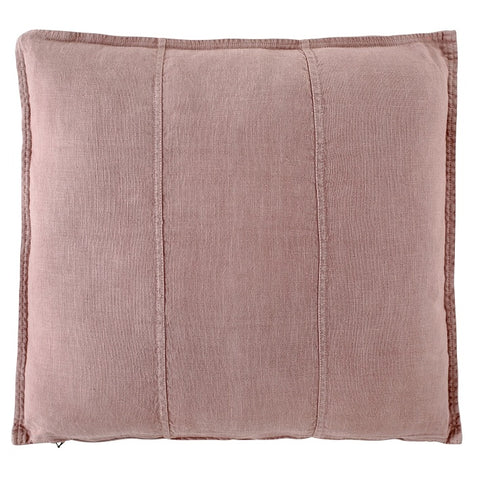 Luca Linen Cushion - Musk