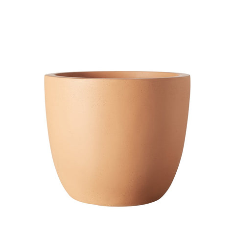 Axel Pot Medium - Ochre