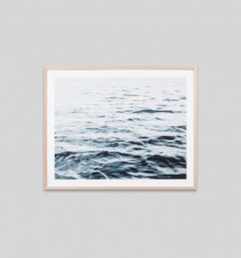 Open Water Framed Artwork