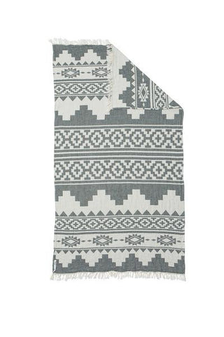 Knotty Oteki Arizona Maxi Throw