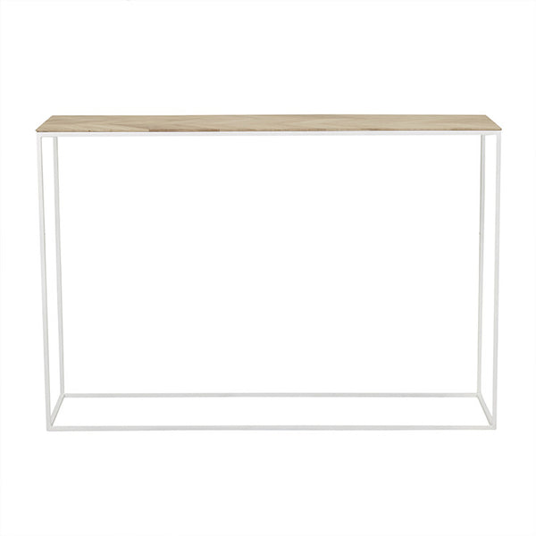 Henley Console - White