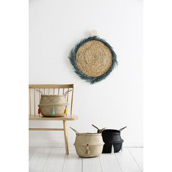 Be Free Wall Hanging - Teal