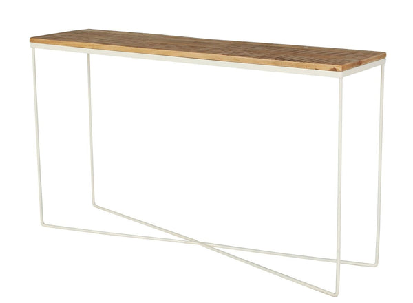 Flinders Console - White