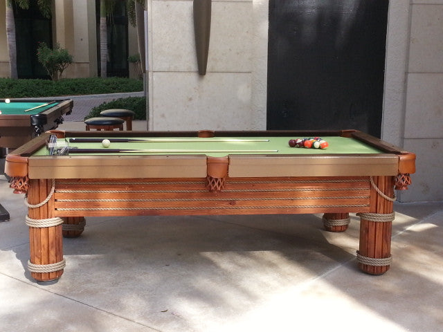 Using State Of The Art Technology, These Tables Are Crafted With Corrosion  Resistant Materials Including Powder Coated Aluminum, Slate Play Surfaces  And ...