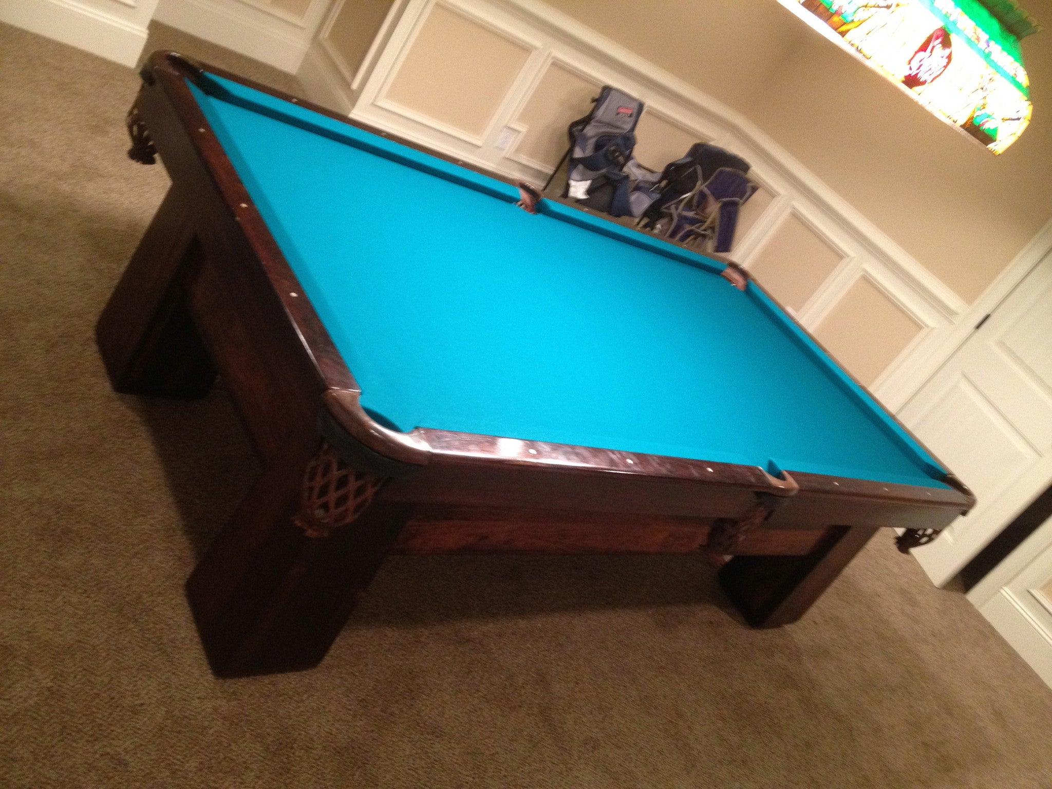 Pool Table Movers McDonough GA Southern Billiards Inc - How to move a slate pool table
