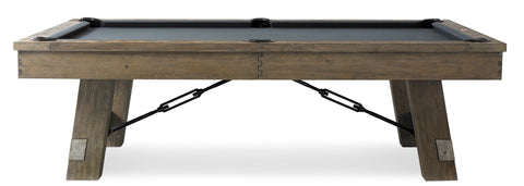 plank and hide isaac pool table