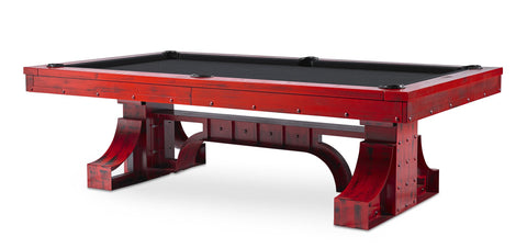 plank and hide rexx pool table