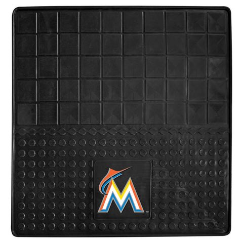 Miami Marlins Heavy Duty Vinyl Cargo Mat