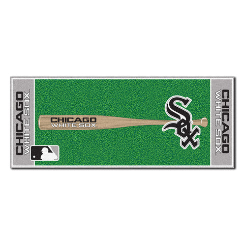 Chicago White Sox Baseball Runner