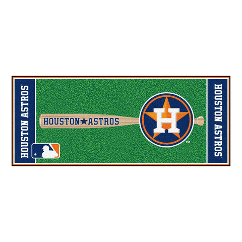 Houston Astros Baseball Runner