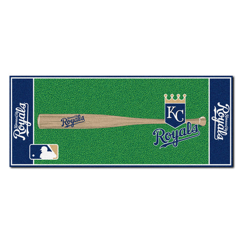 Kansas City Royals Baseball Runner