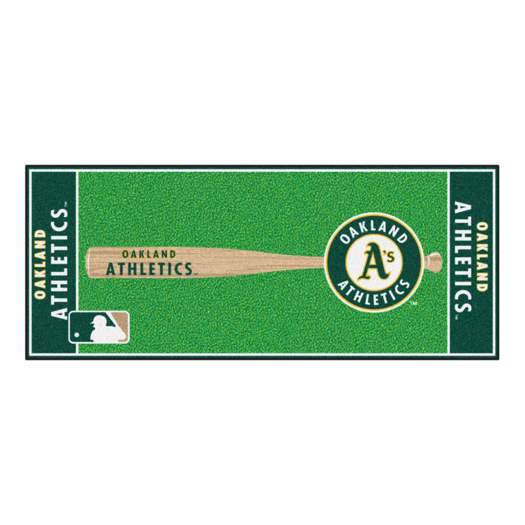 Oakland Athletics Baseball Runner