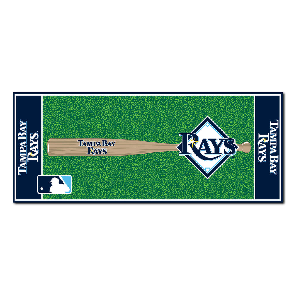 Tampa Bay Rays Baseball Runner