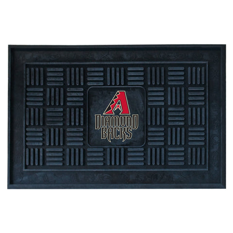 Arizona Diamondbacks Medallion Door Mat