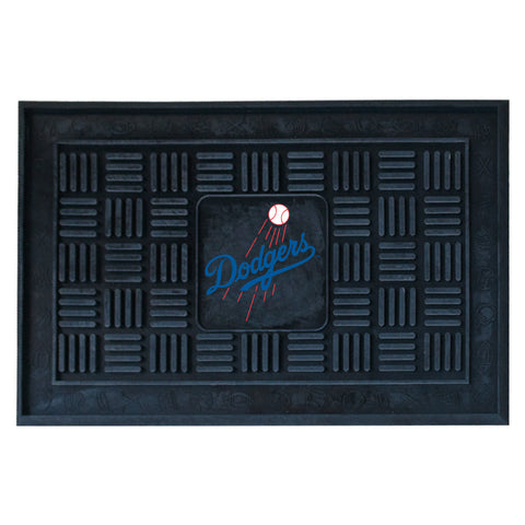 Los Angeles Dodgers Medallion Door Mat