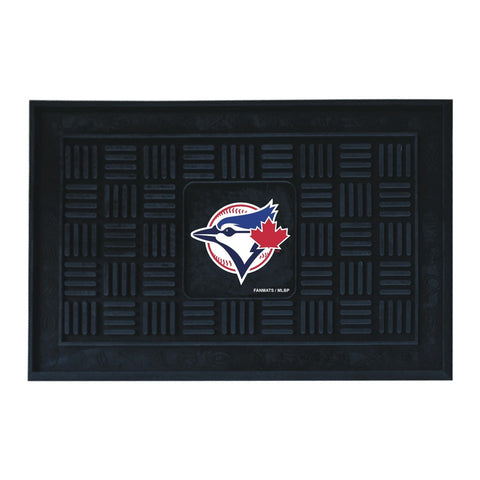 Toronto Blue Jays Medallion Door Mat