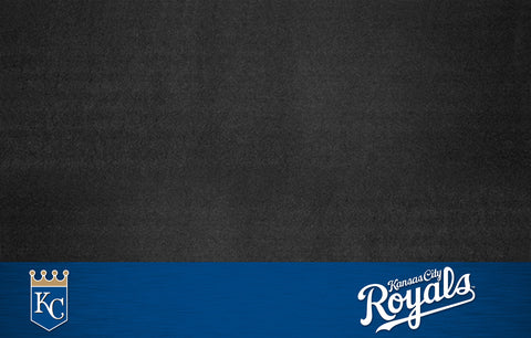 Kansas City Royals Grill Mat