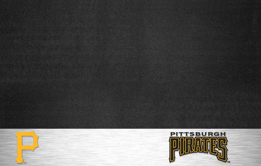 Pittsburgh Pirates Grill Mat