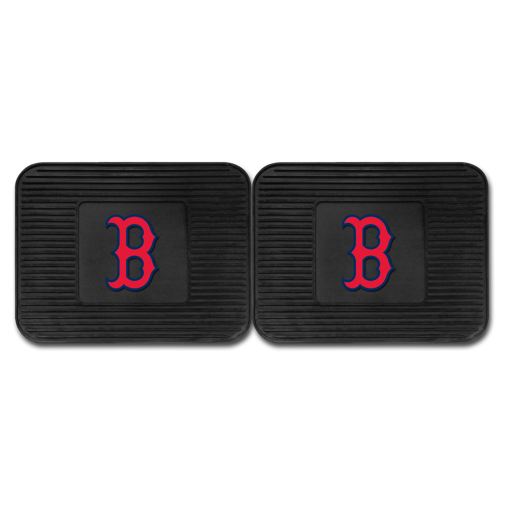 Boston Red Sox Utility Mat 2 Pack Set