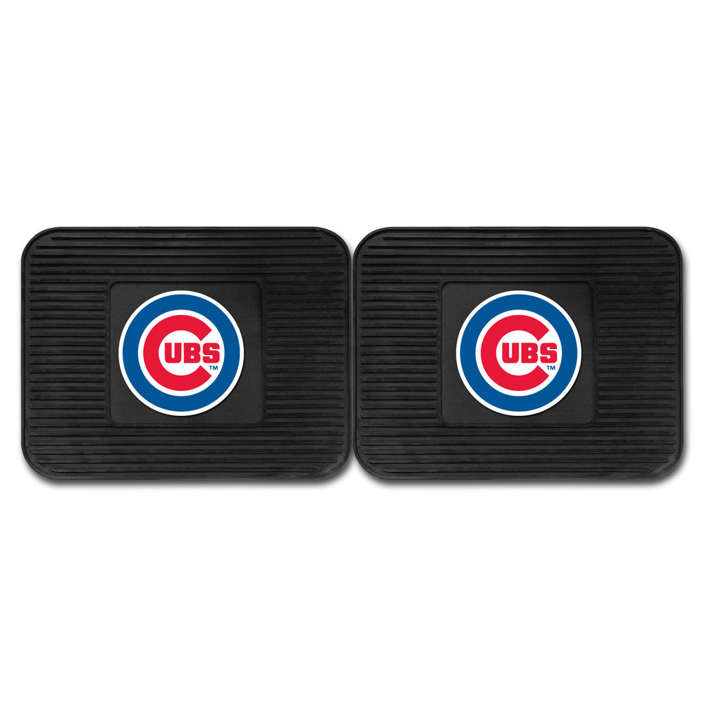 Chicago Cubs Utility Mat 2 Pack Set