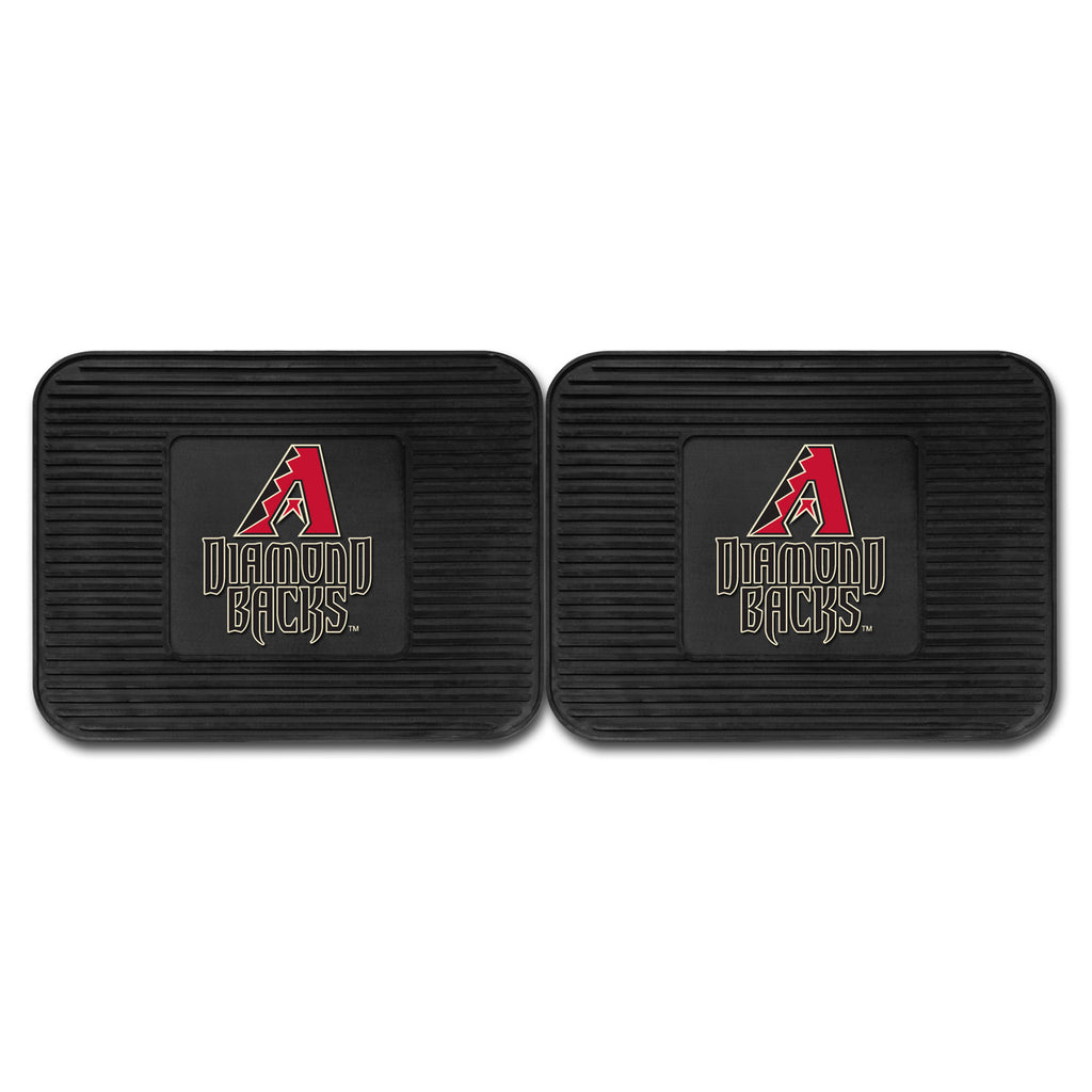 Arizona Diamondbacks Utility Mat 2 Pack Set