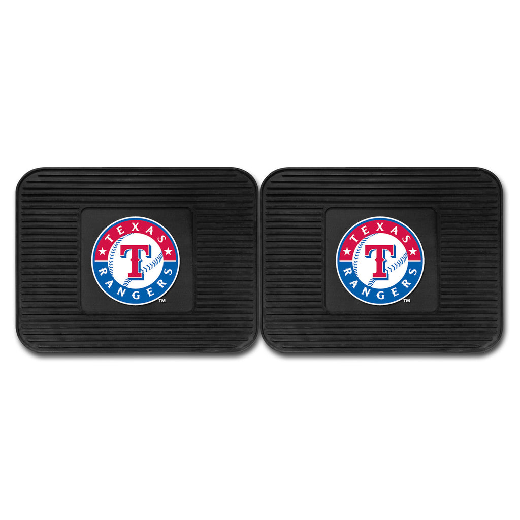 Texas Rangers Utility Mat 2 Pack Set