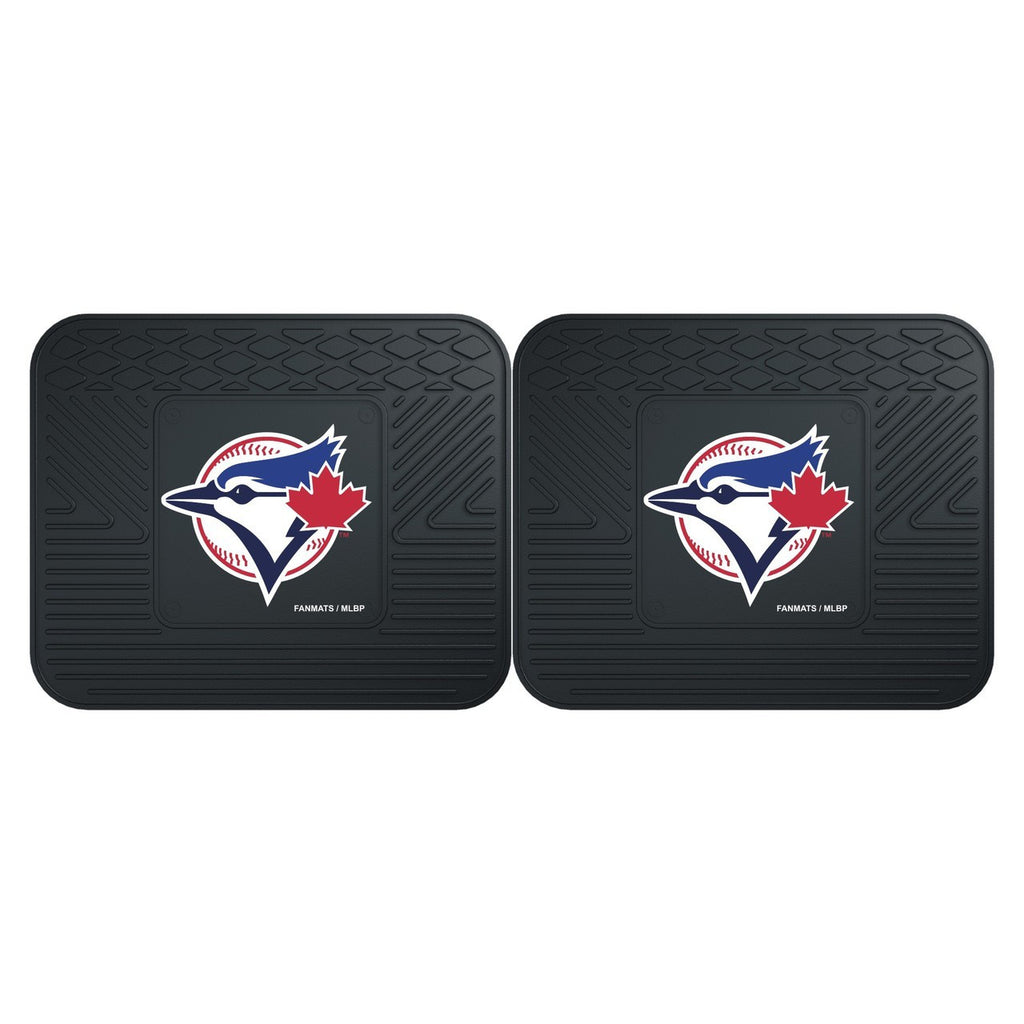 Toronto Blue Jays Utility Mat 2 Pack Set
